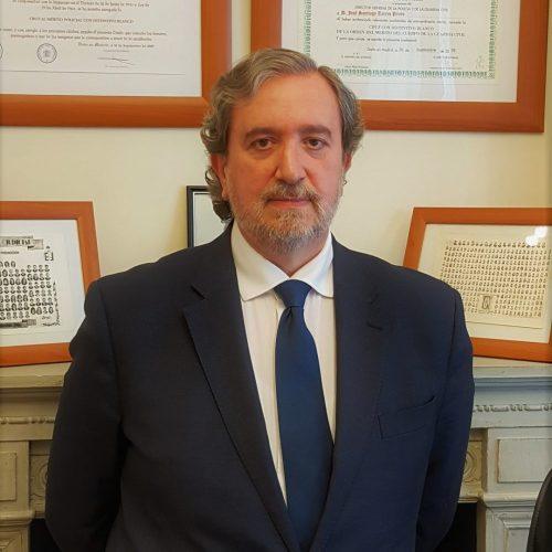 SANTIAGO TORRES PRIETO   Ex Magistrado Abogado